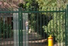 Avonside Security fencing 14