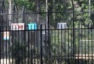 Avonside Security fencing 18